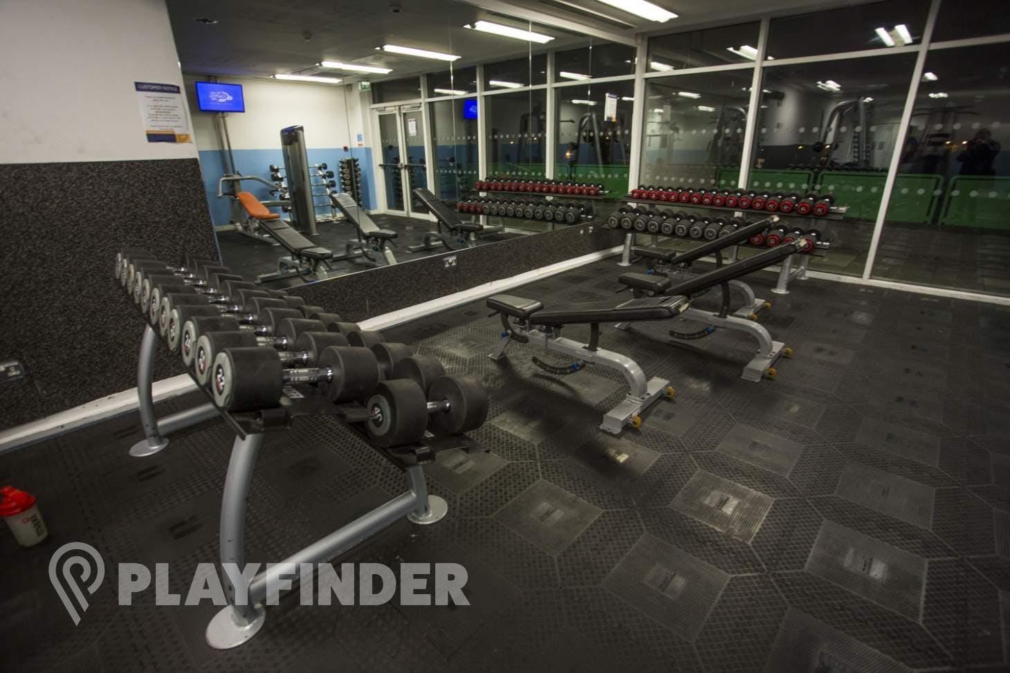 Erith Leisure Centre Indoor gym