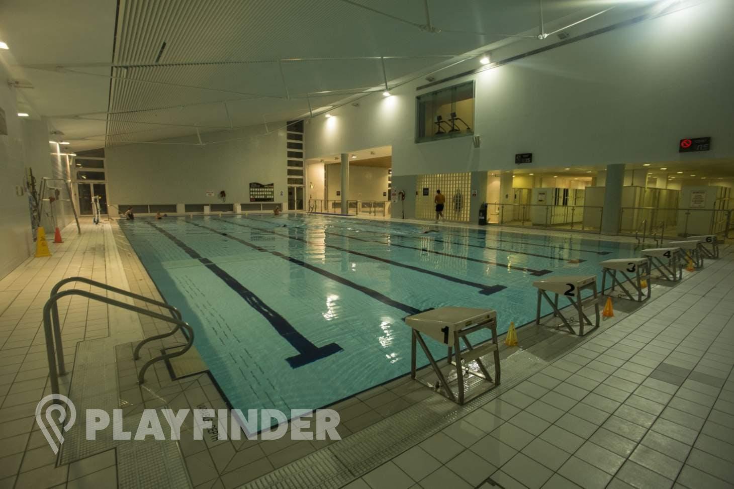 Erith Leisure Centre Indoor swimming pool