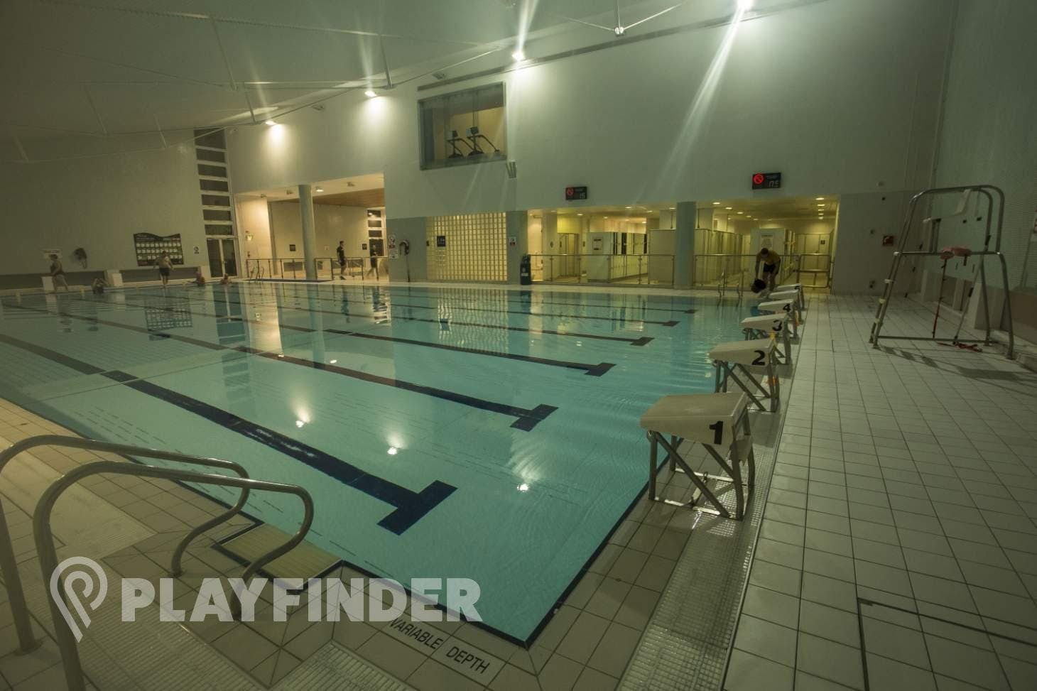 Erith Leisure Centre Indoor swimming pool