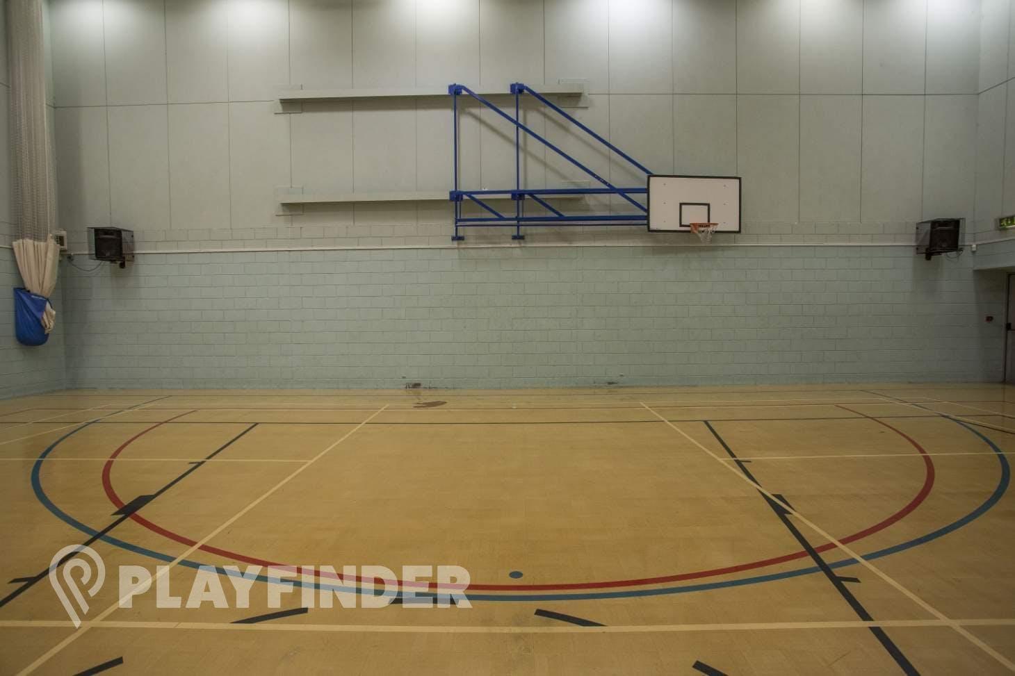 Erith Leisure Centre Indoor basketball court