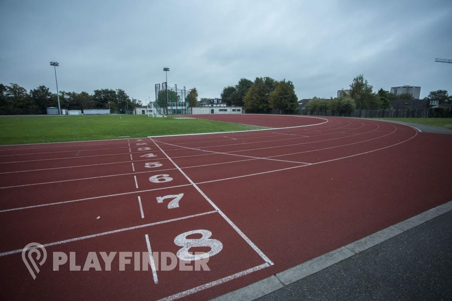 Erith Leisure Centre Outdoor | Hard (macadam) athletics track