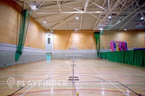 Windsor Leisure Centre | Indoor Basketball Court