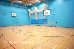 Charters Leisure Centre | Indoor Basketball Court