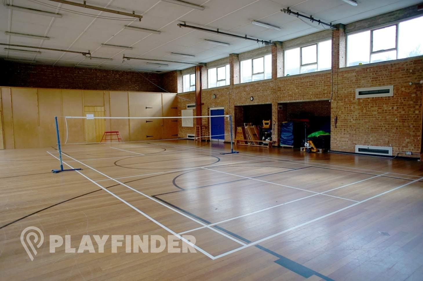 Charters Leisure Centre Indoor | Hard badminton court