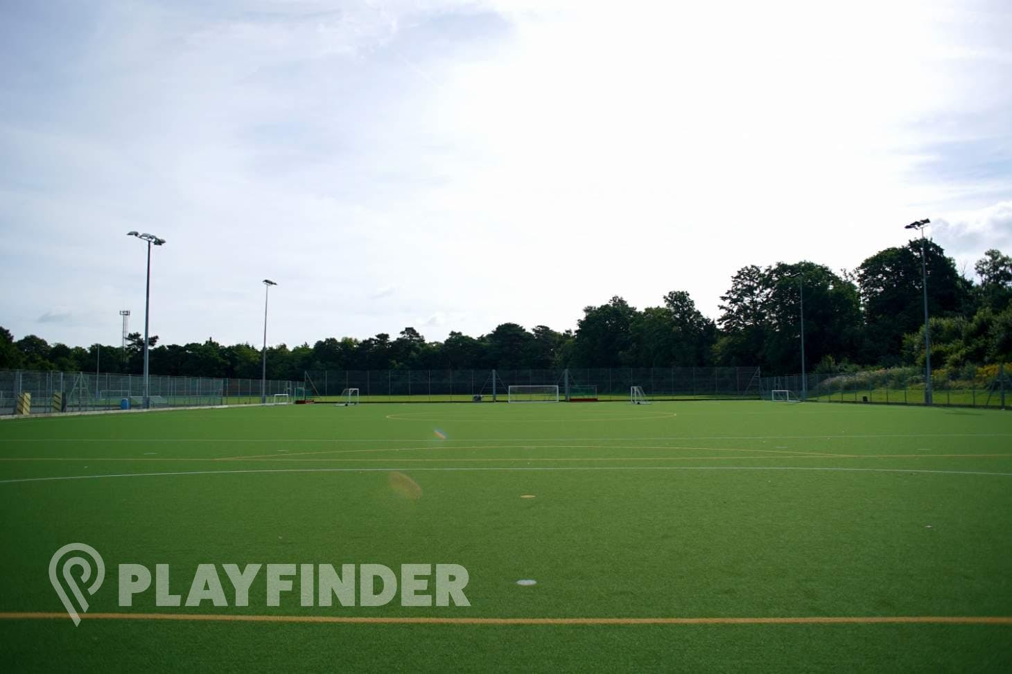 Charters Leisure Centre 11 a side | Astroturf football pitch