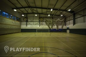Nescot College | Indoor Football Pitch