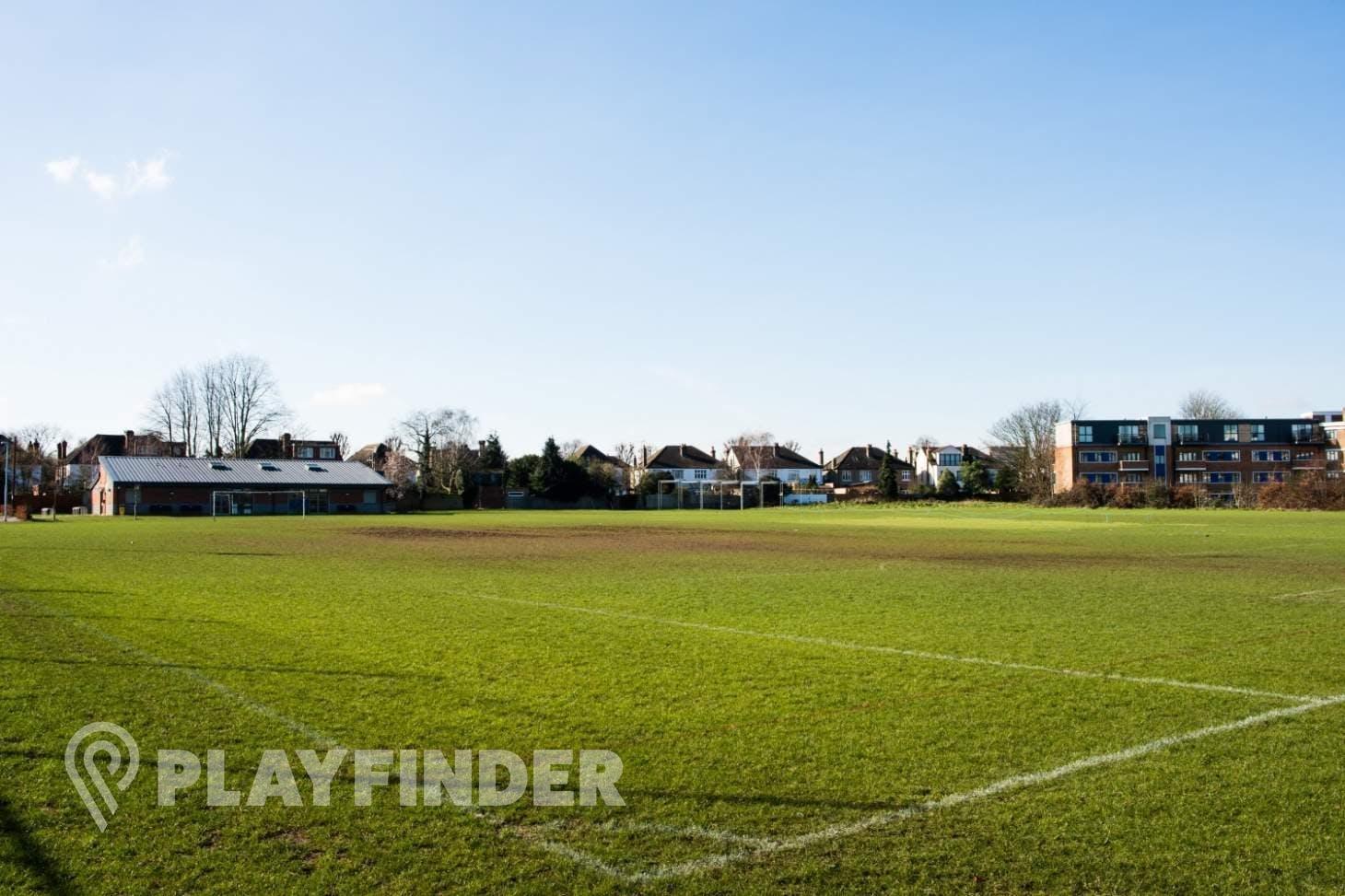 Boddington Gardens 11 a side | Grass football pitch
