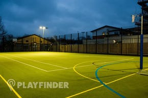 Middlesex University Sports Pitches | Astroturf Football Pitch