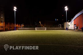 Battersea Sports Centre | 3G astroturf Football Pitch