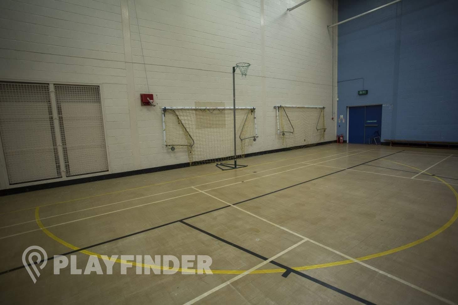 Darwin Leisure Centre Indoor netball court