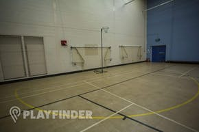 Darwin Leisure Centre | Indoor Netball Court