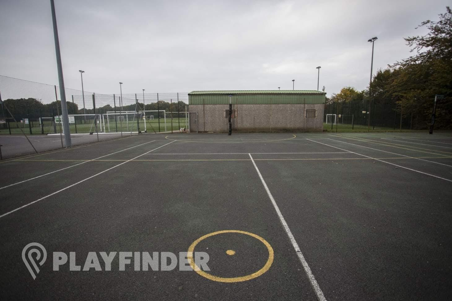 Darwin Leisure Centre Outdoor | Hard (macadam) netball court