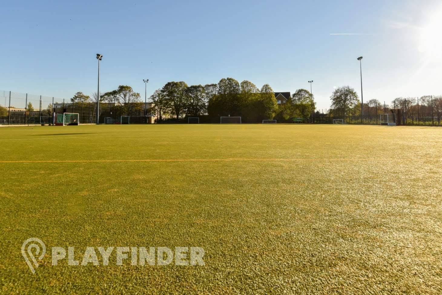Southbury Leisure Centre 11 a side | Astroturf football pitch