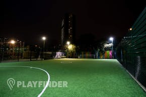 Three Corners Adventure Playground | 3G astroturf Football Pitch