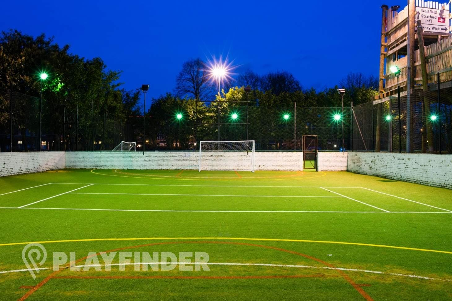 Vauxhall Rhino Turf 5 a side | Astroturf football pitch
