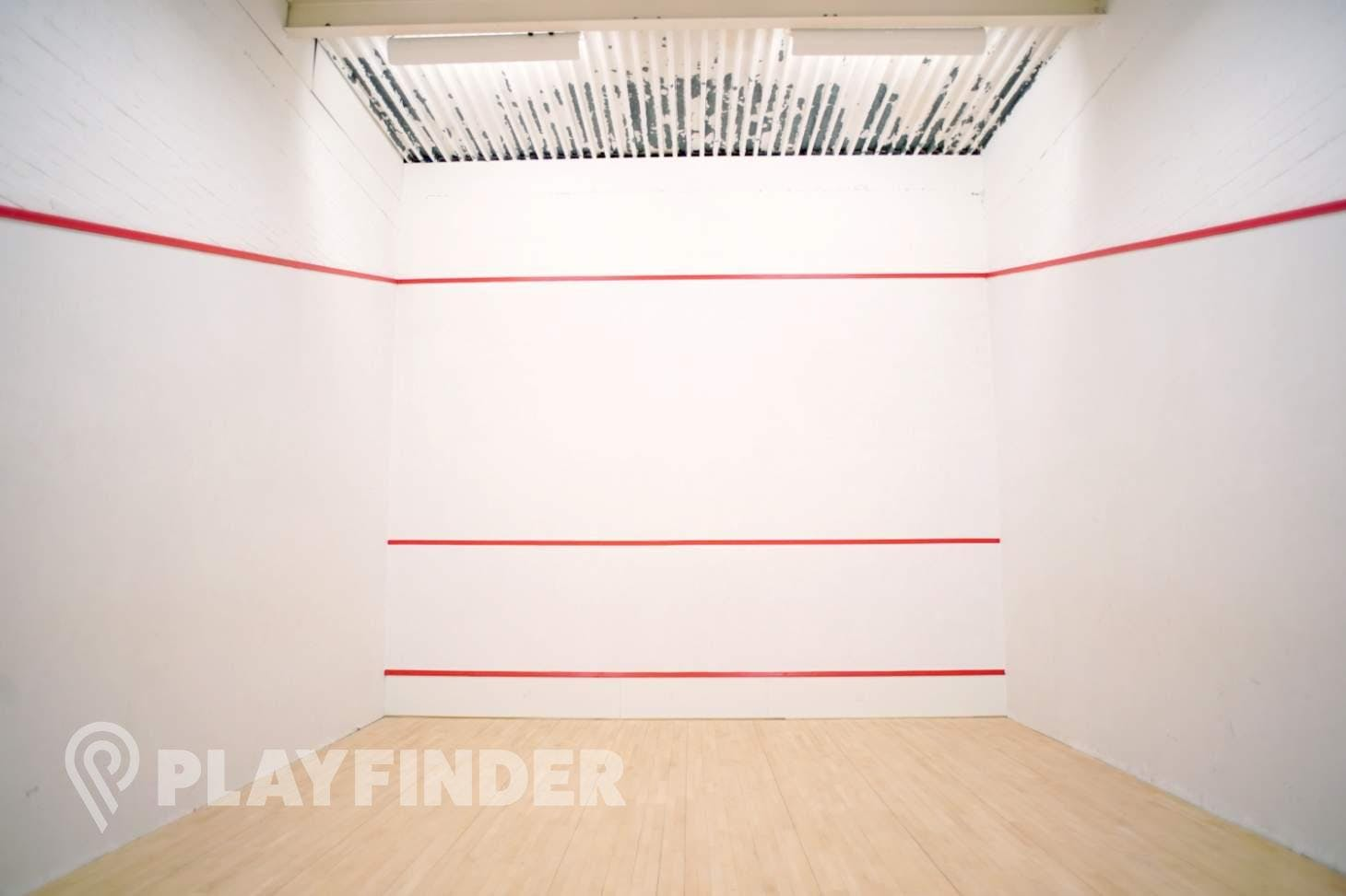 Magnet Leisure Centre Indoor | Hard squash court