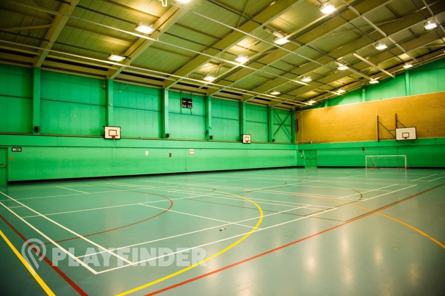 Lea Manor Recreation Centre Indoor | Hard badminton court