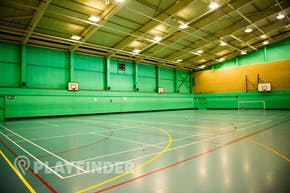 Lea Manor Recreation Centre | Hard Badminton Court