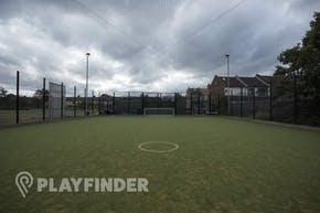 Flanders Playing Field | Astroturf Football Pitch
