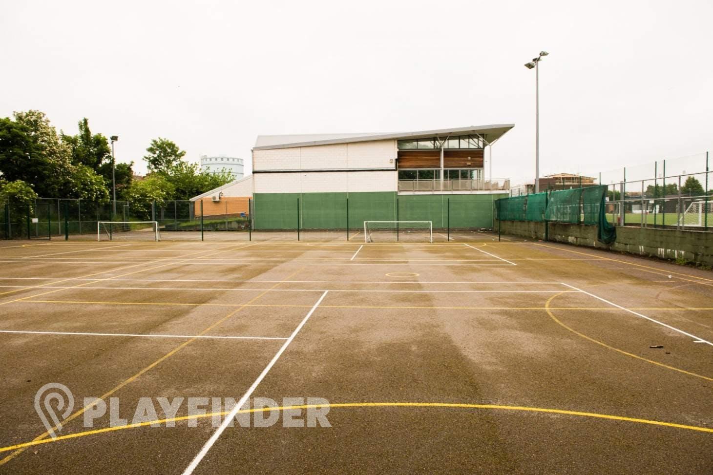 Featherstone Sports Centre Outdoor | Hard (macadam) tennis court