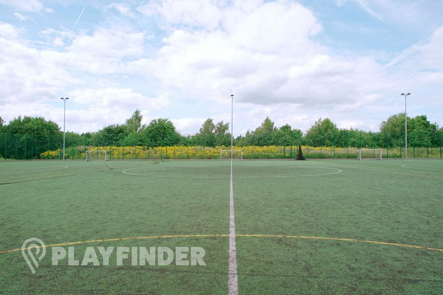 Cox Green Leisure Centre 5 a side | 3G Astroturf football pitch