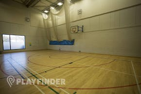 Chalk Hills Academy | Sports hall Cricket Facilities