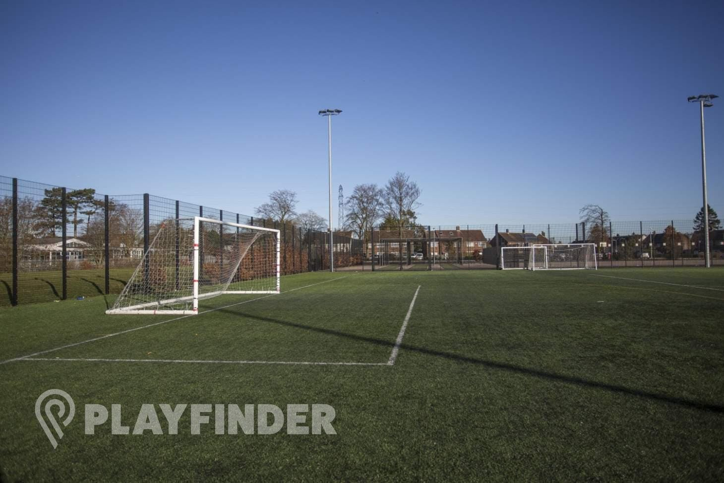 Stockwood Park Academy 11 a side | 3G Astroturf football pitch