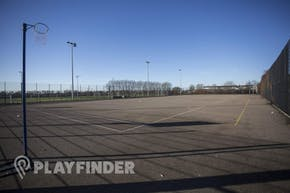 Stockwood Park Academy | Hard (macadam) Tennis Court