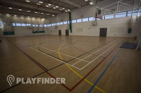 Stockwood Park Academy | Hard Badminton Court
