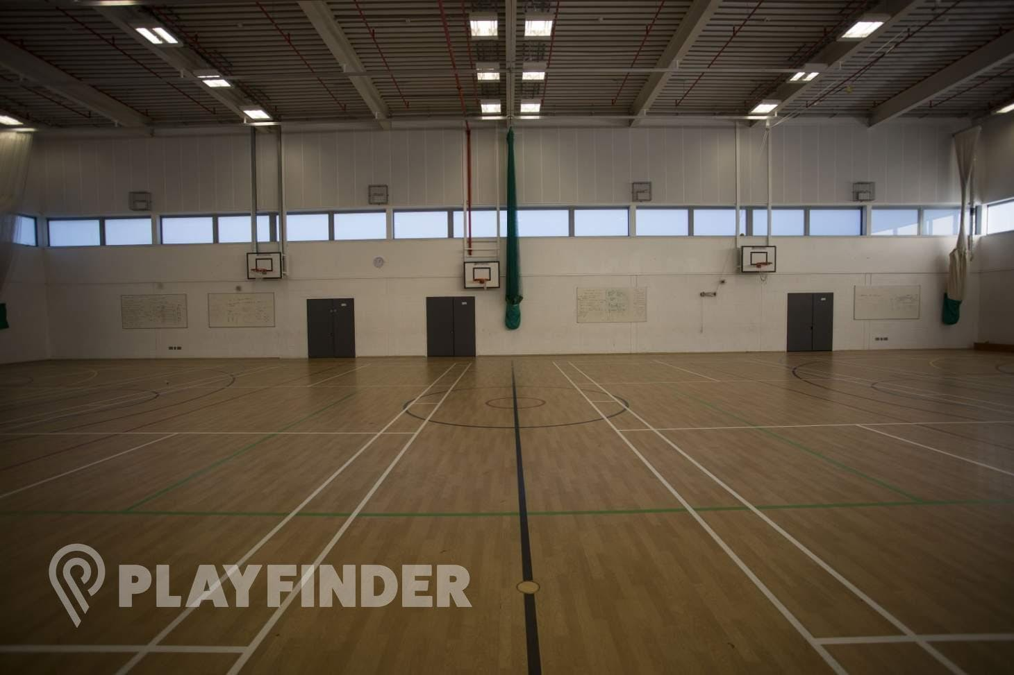 Stockwood Park Academy Indoor hockey pitch