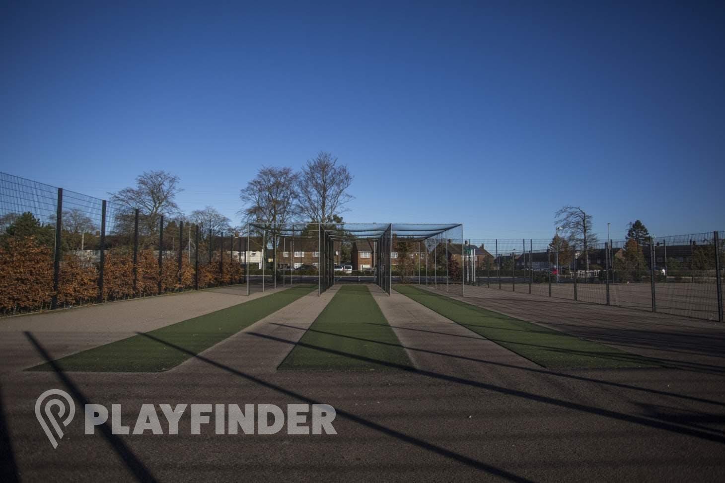 Stockwood Park Academy Nets | Artificial cricket facilities