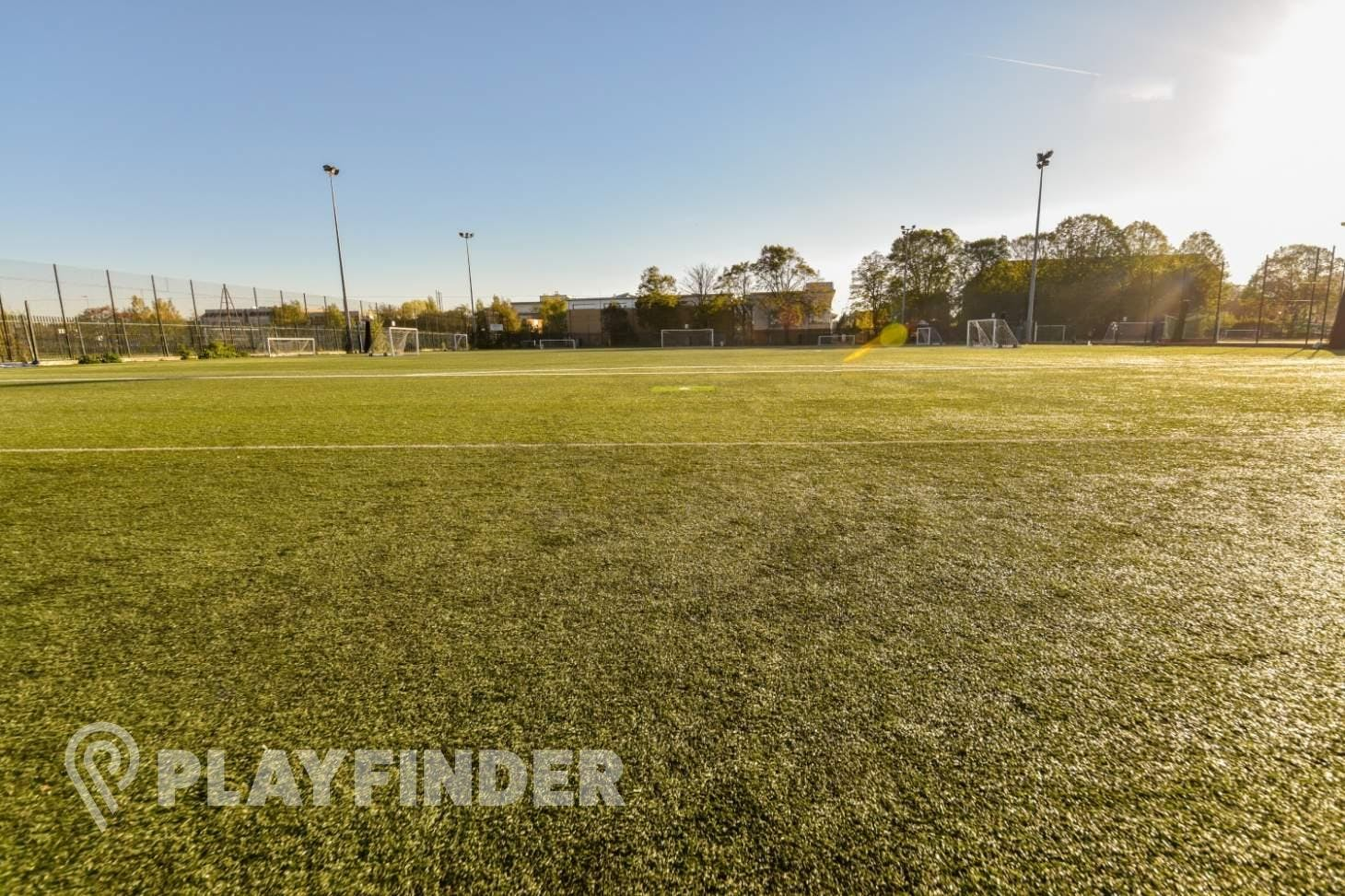Southbury Leisure Centre 11 a side | 3G Astroturf football pitch