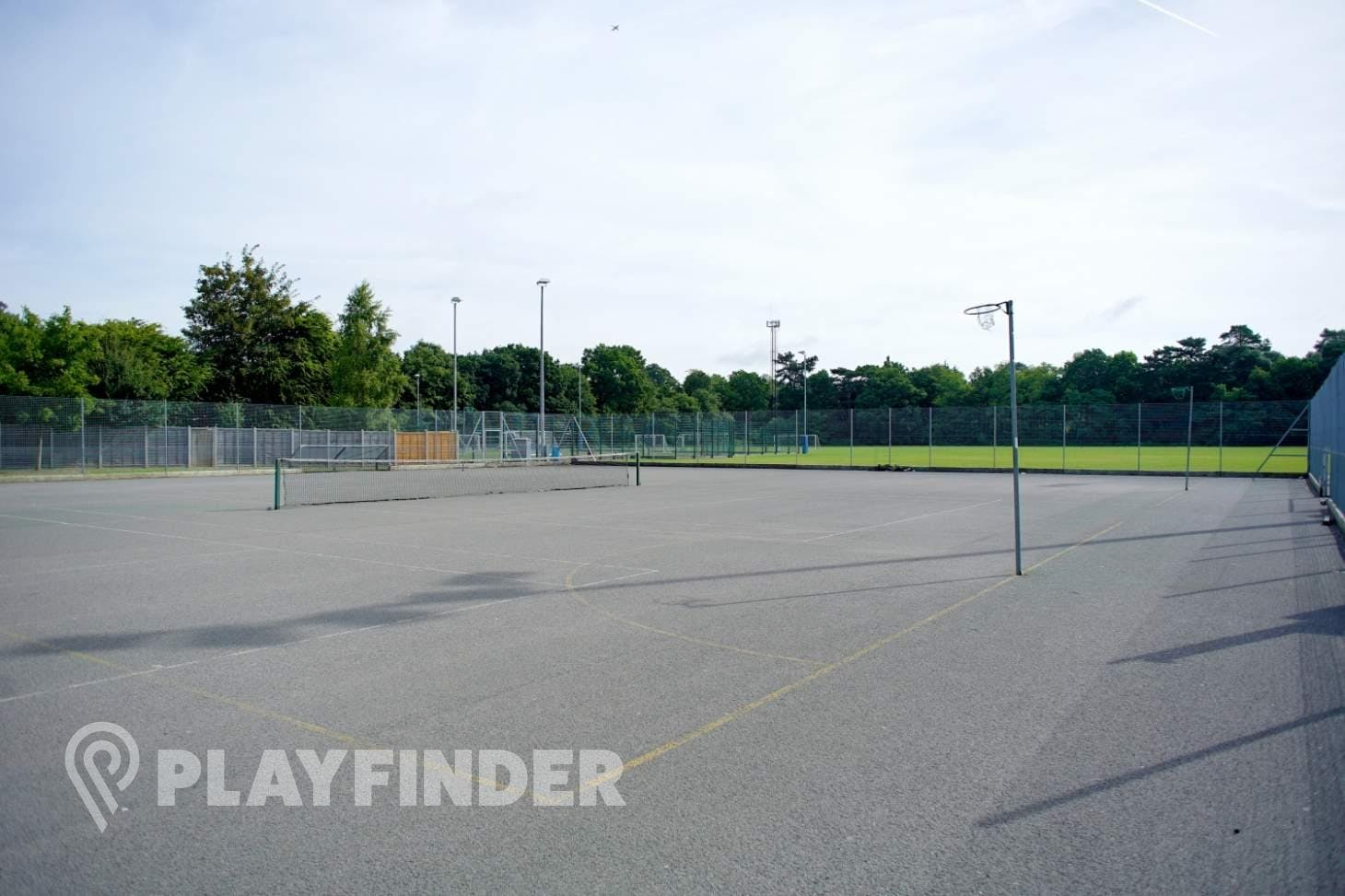 Charters Leisure Centre Outdoor | Hard (macadam) netball court