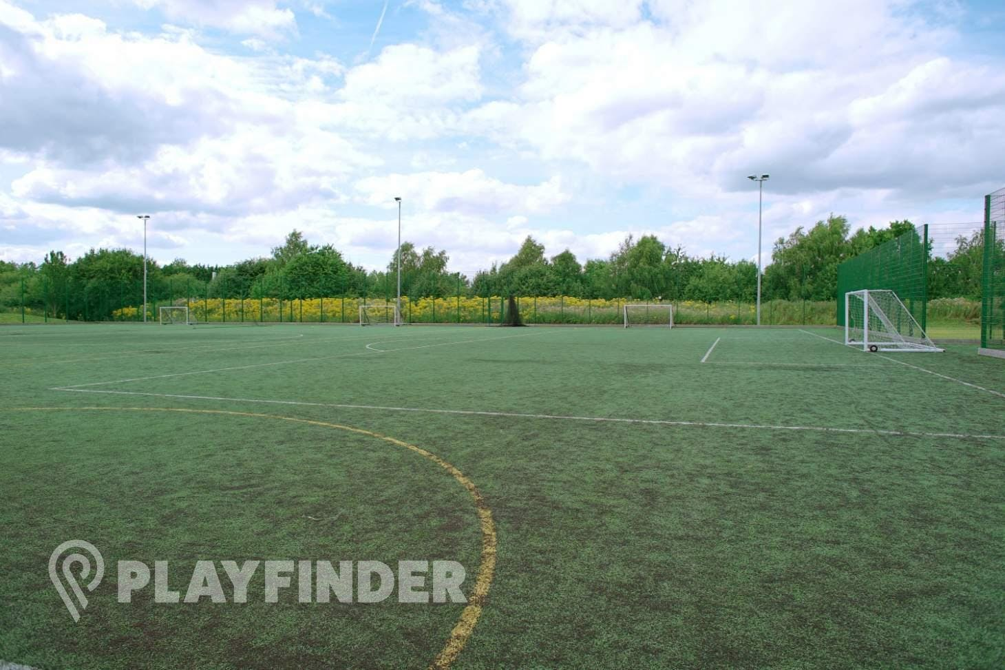 Cox Green Leisure Centre 5 a side | Astroturf football pitch