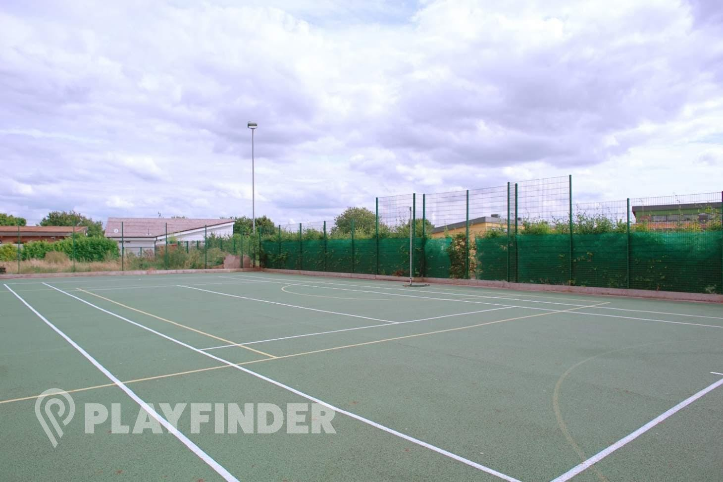Cox Green Leisure Centre Outdoor | Hard (macadam) netball court
