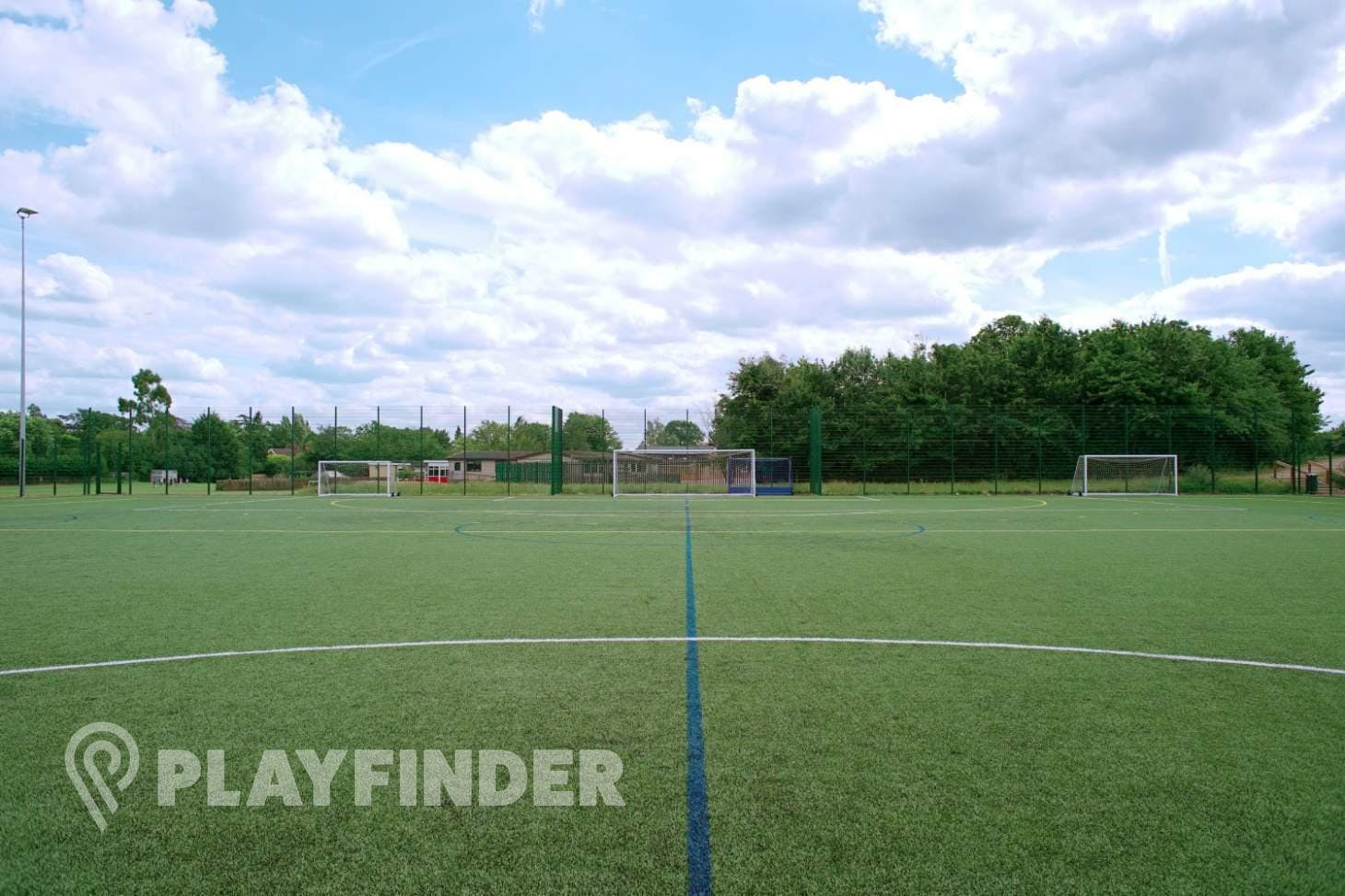 Furze Platt Leisure Centre 11 a side | 3G Astroturf football pitch