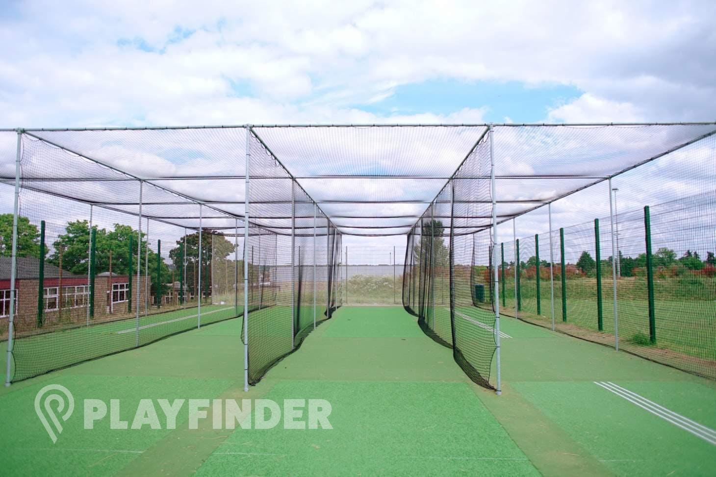 Furze Platt Leisure Centre Nets | Artificial cricket facilities