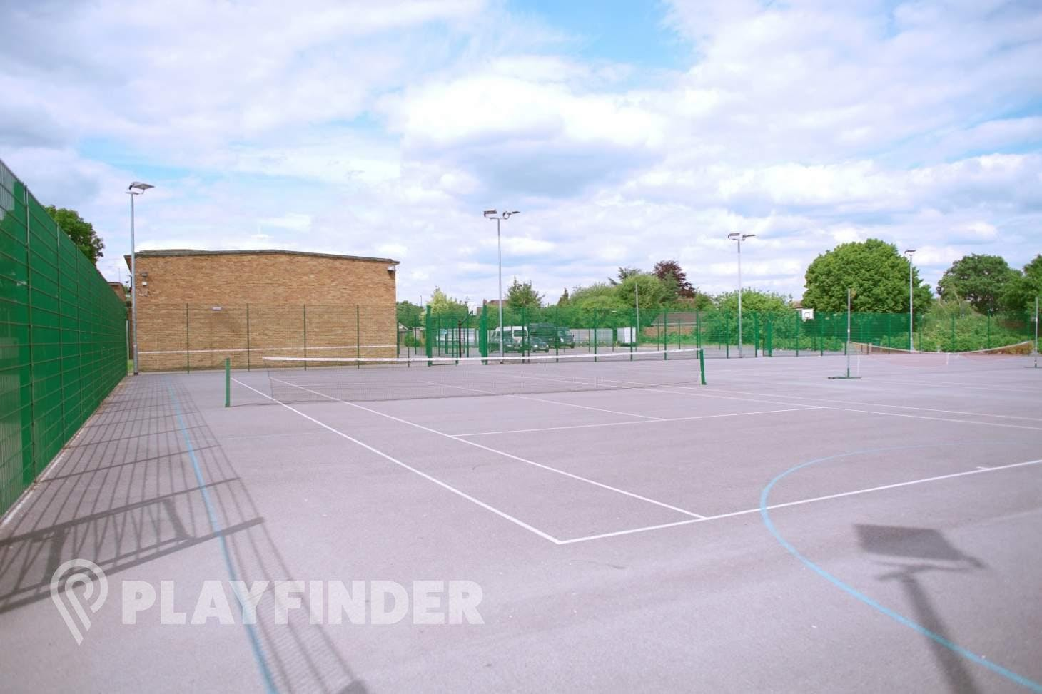Furze Platt Leisure Centre Outdoor | Hard (macadam) tennis court
