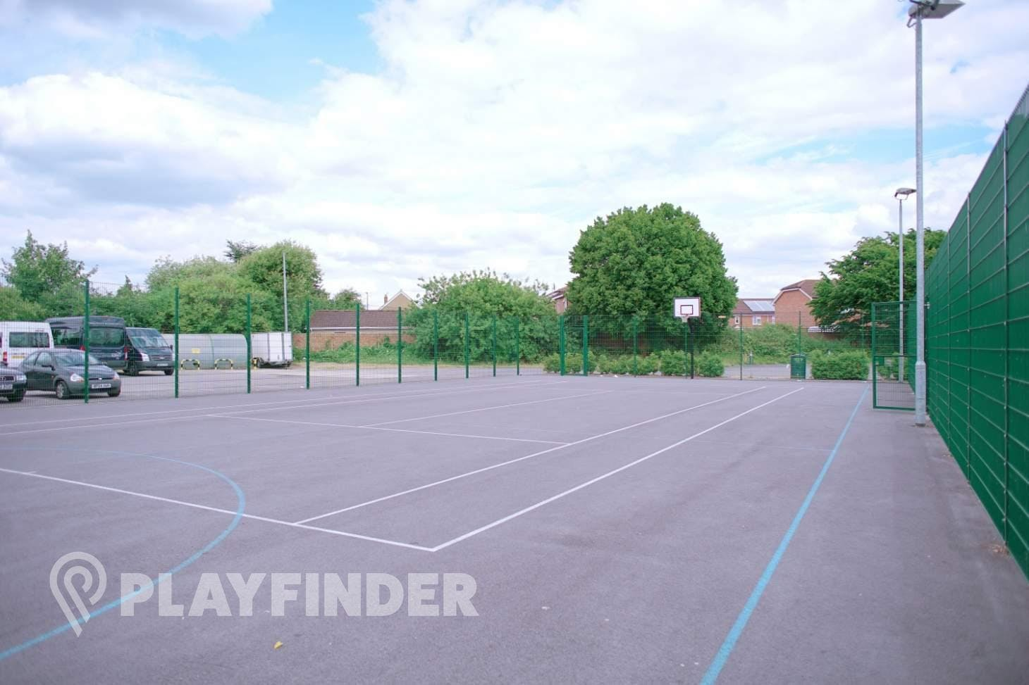 Furze Platt Leisure Centre Outdoor | Hard (macadam) basketball court