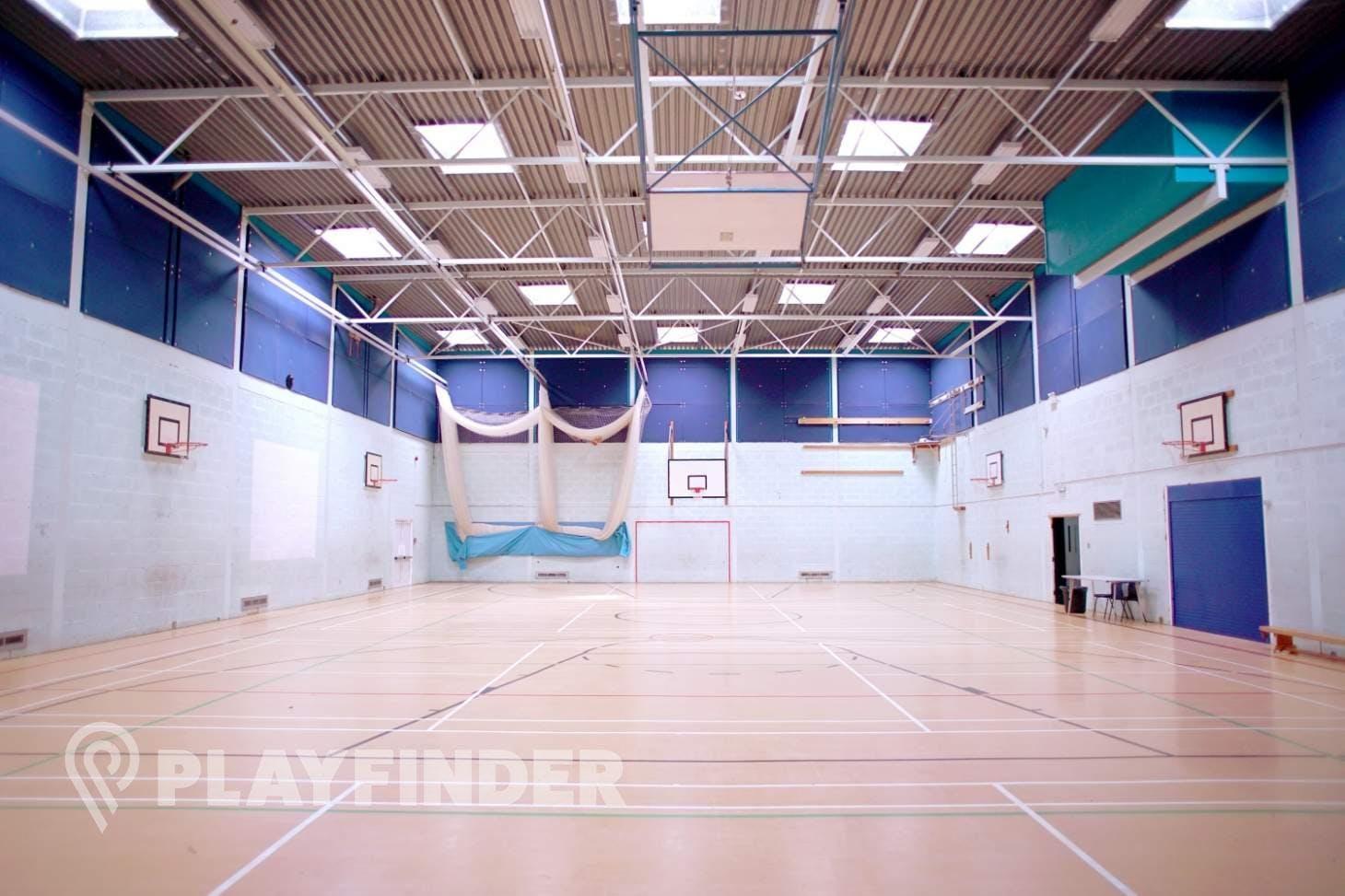 Furze Platt Leisure Centre Indoor netball court