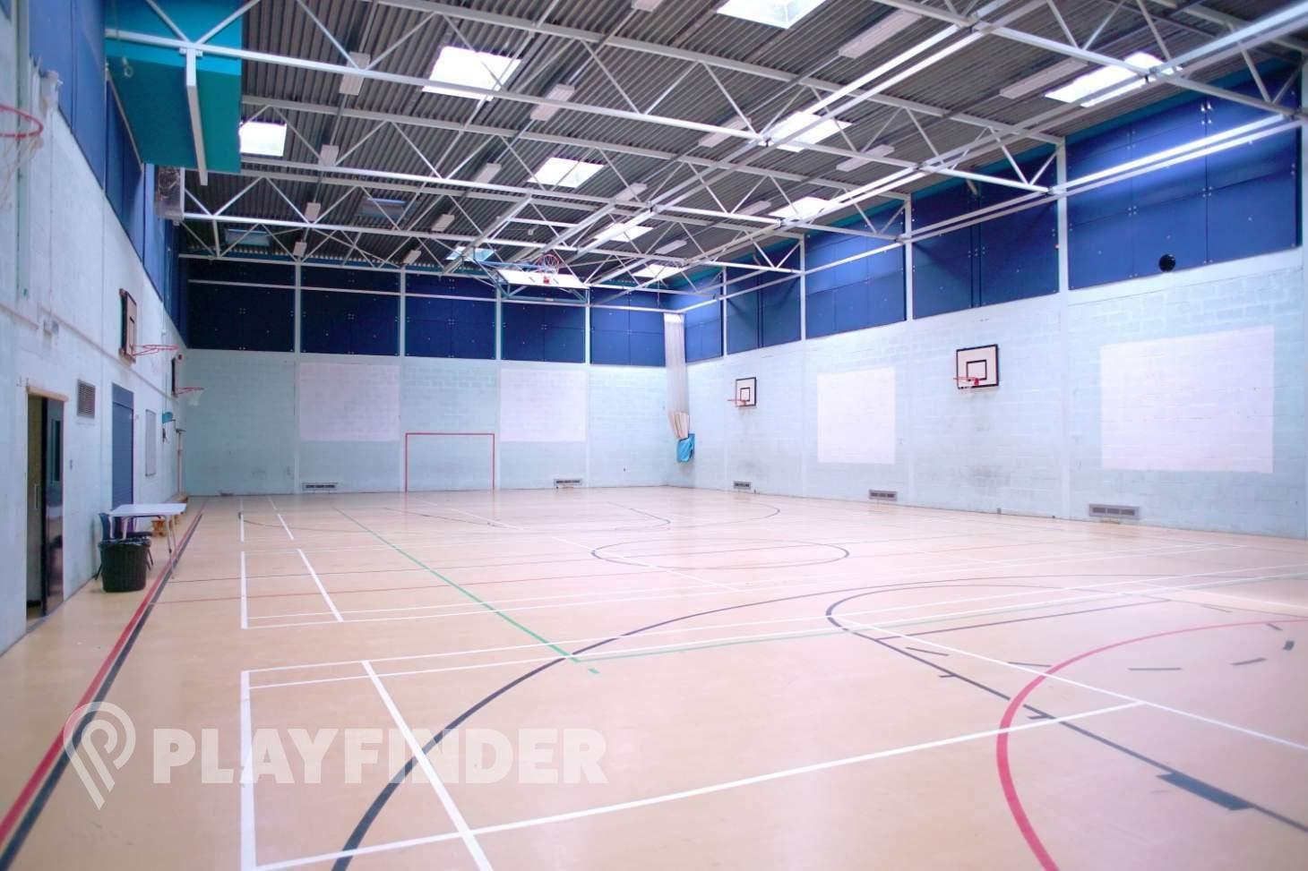 Furze Platt Leisure Centre Indoor | Hard badminton court
