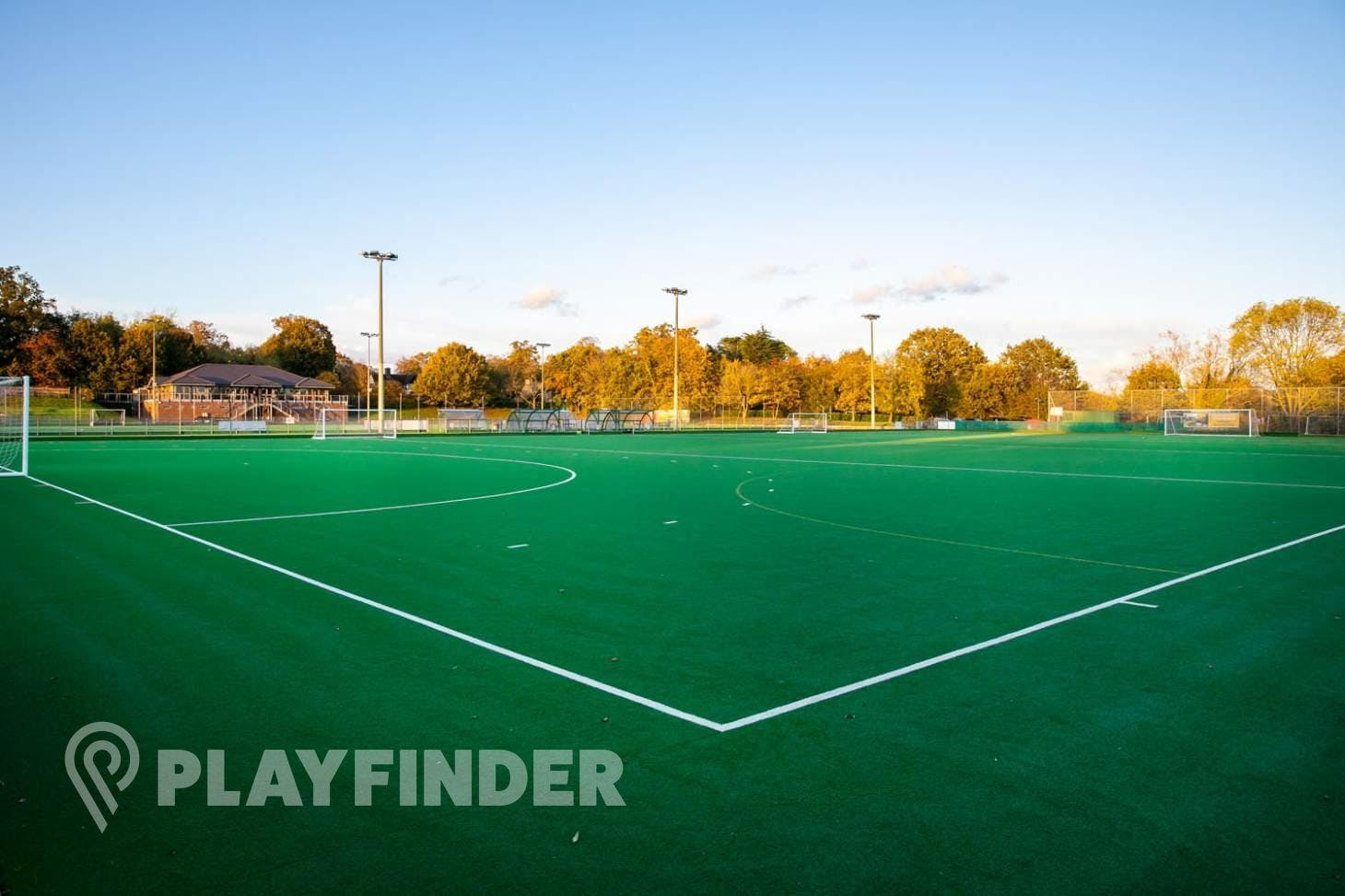 Southgate Hockey Centre 11 a side | Astroturf football pitch