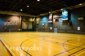 Harris City Academy Crystal Palace | Indoor Basketball Court