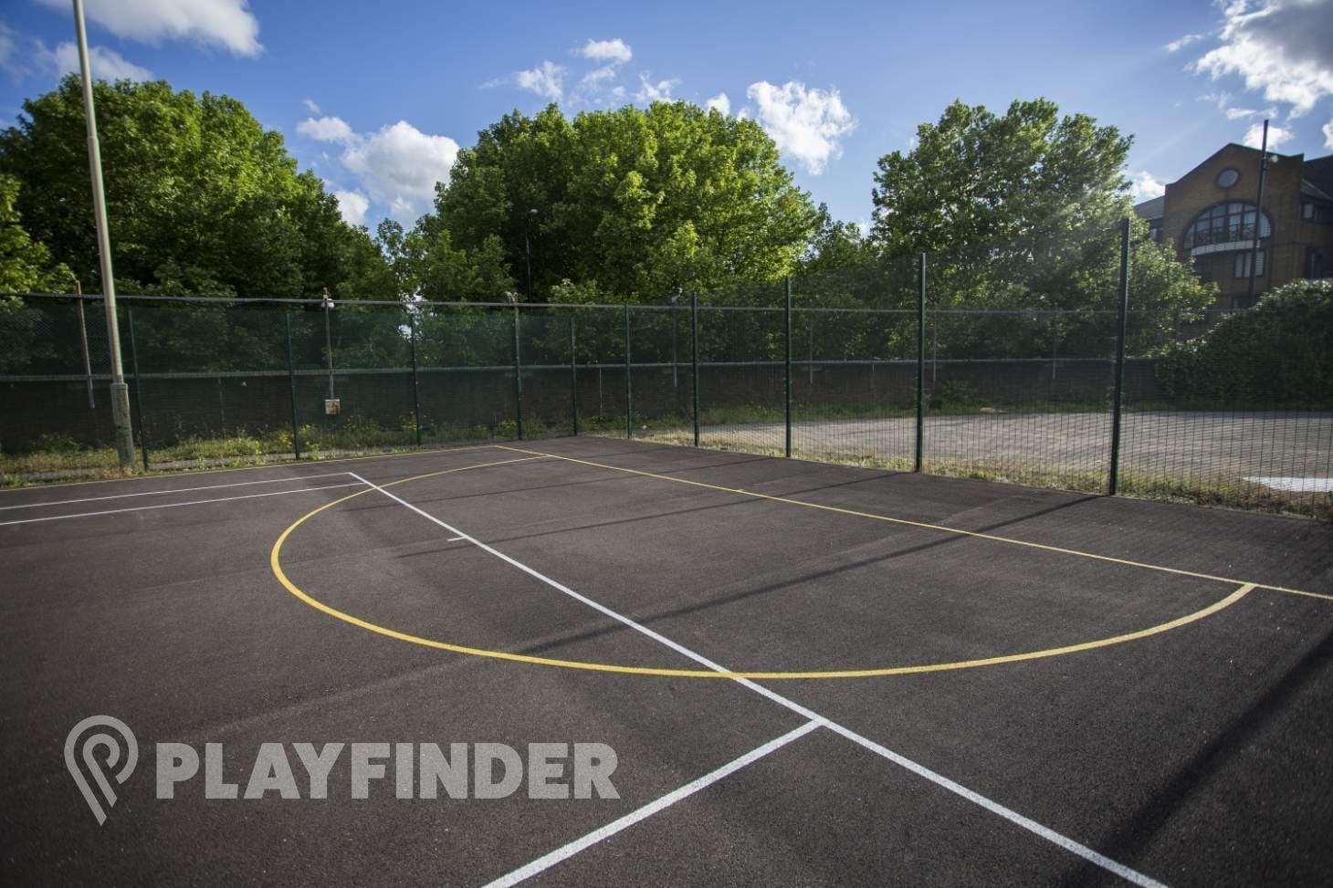 John Orwell Sports Centre Outdoor | Hard (macadam) netball court
