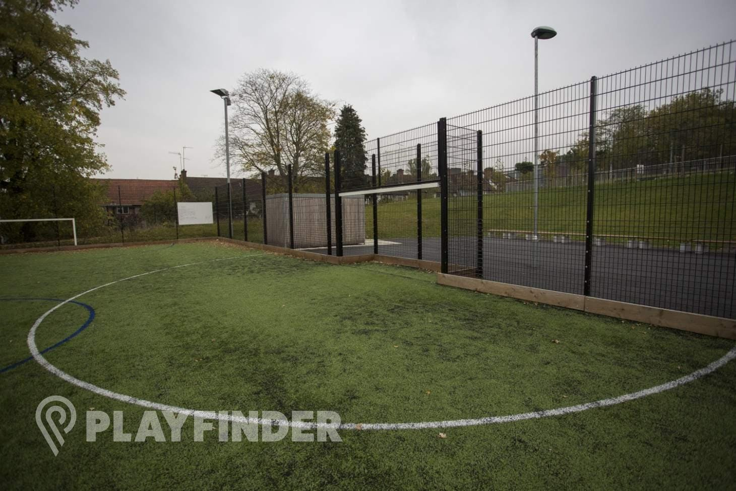 Crest Academy 5 a side | 3G Astroturf football pitch