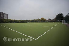 Barnhill Community School | Astroturf Football Pitch