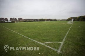 Barnhill Community School | Grass Football Pitch