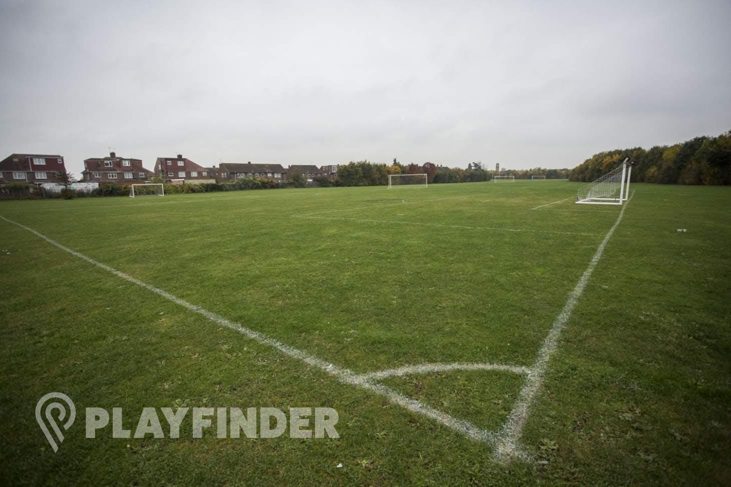 Barnhill Community School Union | Grass rugby pitch