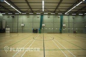 The Harefield Academy | Hard Badminton Court
