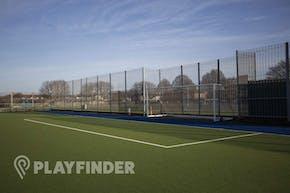 Aylward Academy | Astroturf Football Pitch